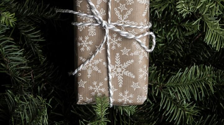 Wat deze minimalist gekregen heeft | Sint &Kerst