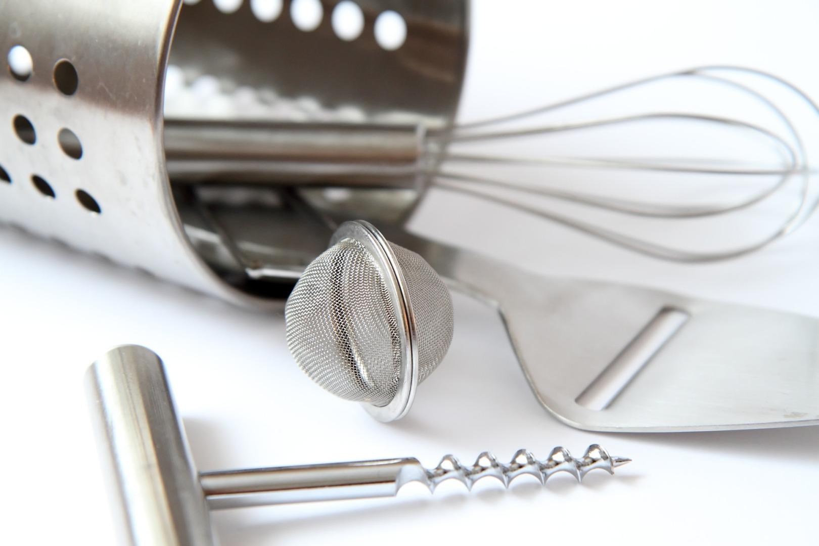 keuken benodigdheden opruimen minimaliseren