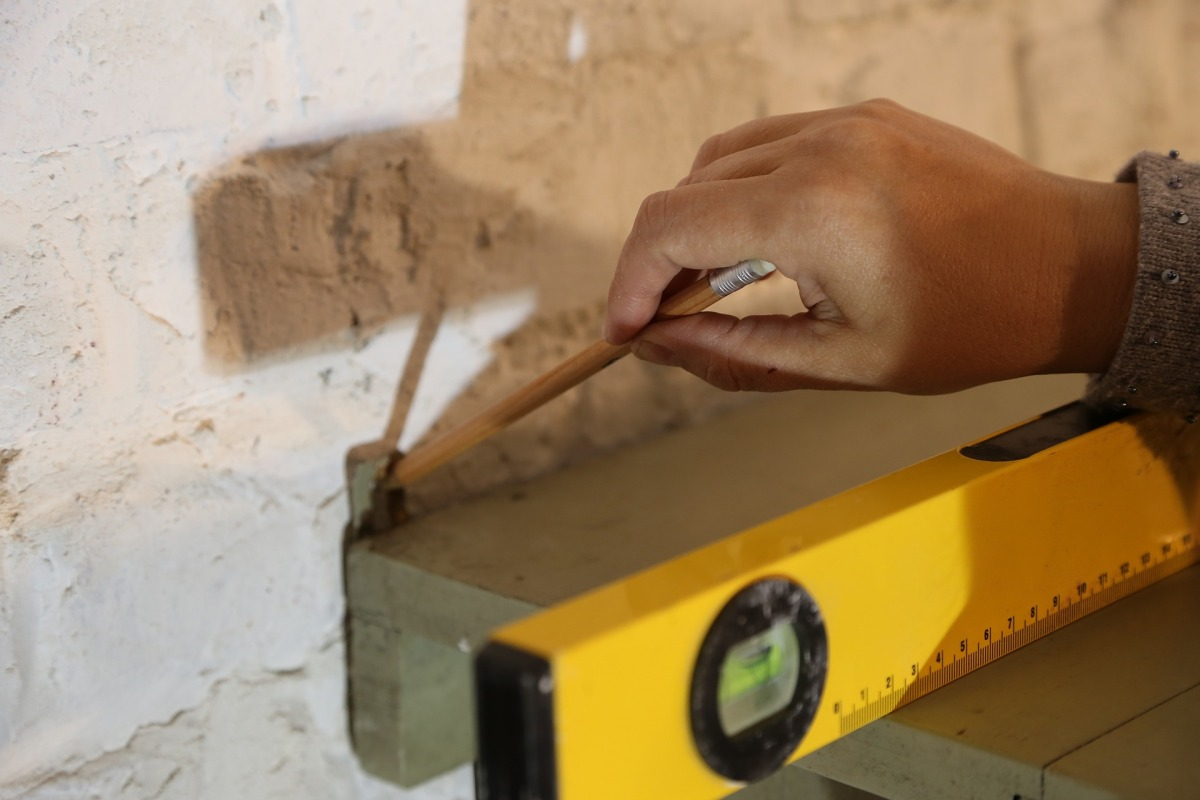 Minimalistisch klussen / DIY-en