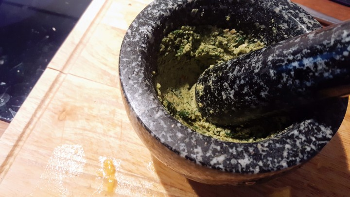 Homemade Pesto + vegan versie | Anja (s)maaktalles