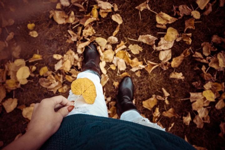 Variëren in de herfst met de CapsuleWardrobe