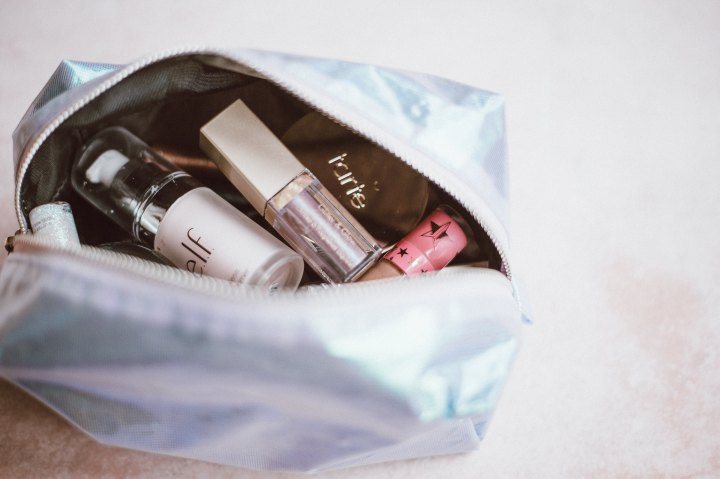 Je make-up stash opruimen enopbergen