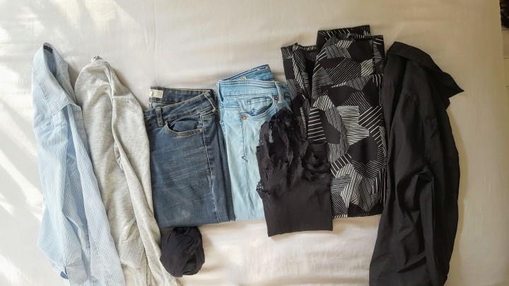 Hoe kies je welke kleding jebewaart/houdt?