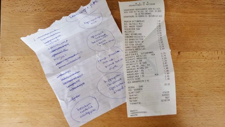 05-02: Dag 5 | Mijn menu met voorraad-ingrediënten