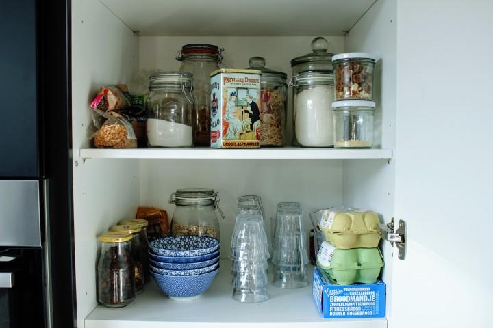 Mijn Minimalistische Keuken Inventaris |Kastjestour