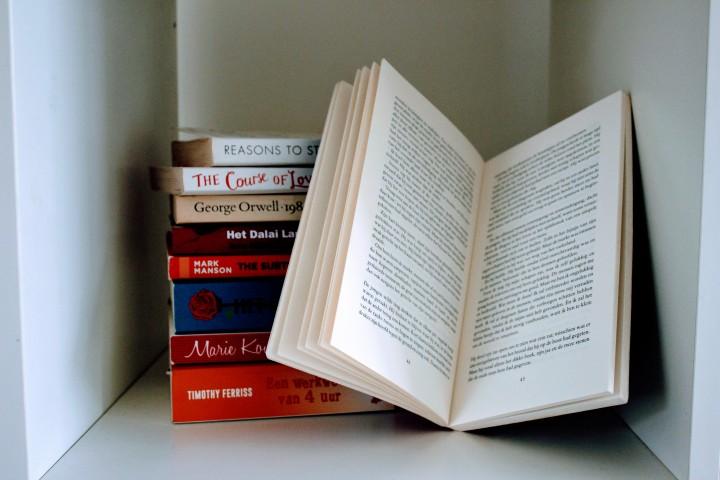 De boeken die nooit weg gaan – deel1