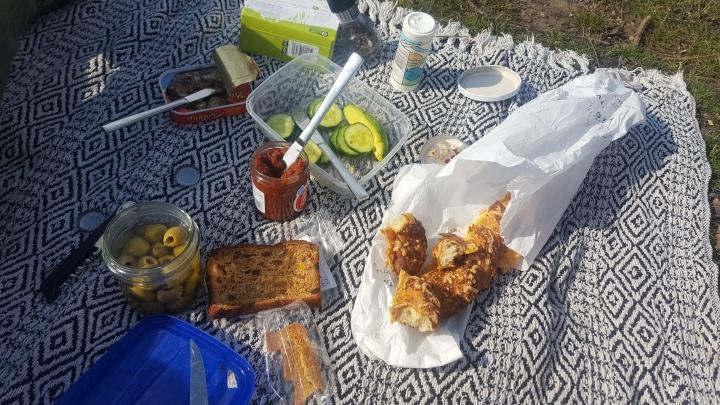 Picknicken / buiten borrelen zonder plasticverpakkingen