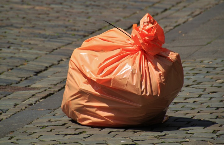 Mijn babysteps rondom afval verminderen enrecyclen