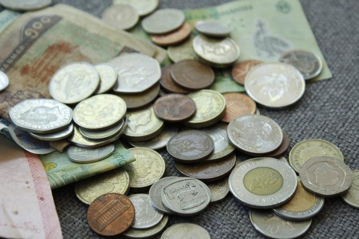 Wat te doen met buitenlands geld en oude guldensenzo