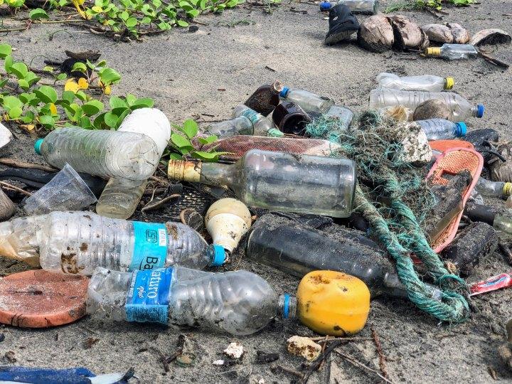 Onderdeel van de oplossing: Meedoen met Plastic FreeJuly