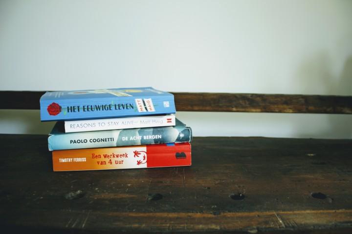 De boeken die nooit weg gaan – Deel 2 +Wishlist
