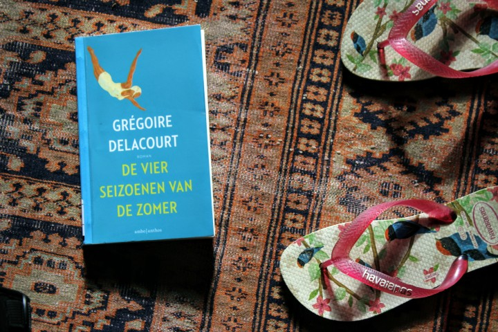 De boeken die ik (niet) las | Zomer2019