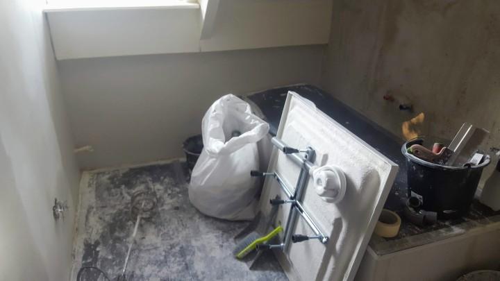 Dit is onze minimalistische badkamer |Verbouwverslag
