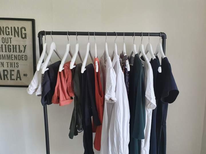 Mijn zomerse capsule wardrobe is compleet! |Fotoverslag